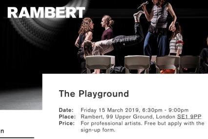 Rambert Playground